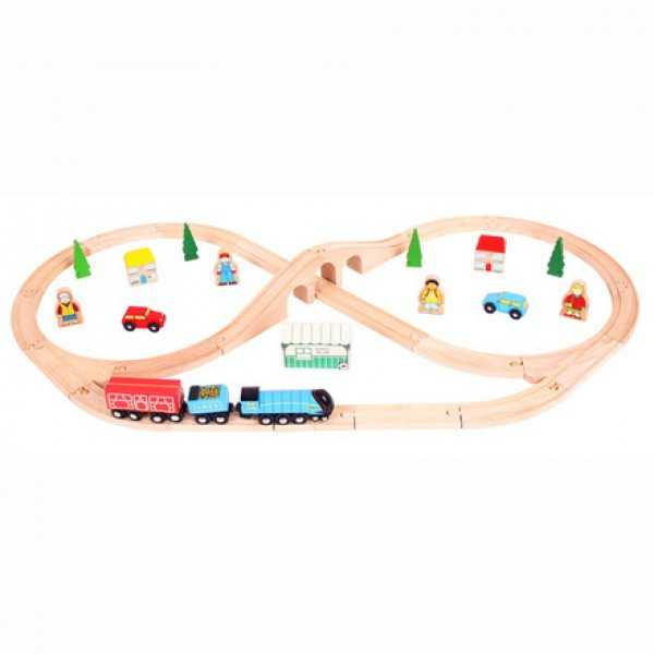 Set De Trenes Modelo Mallard