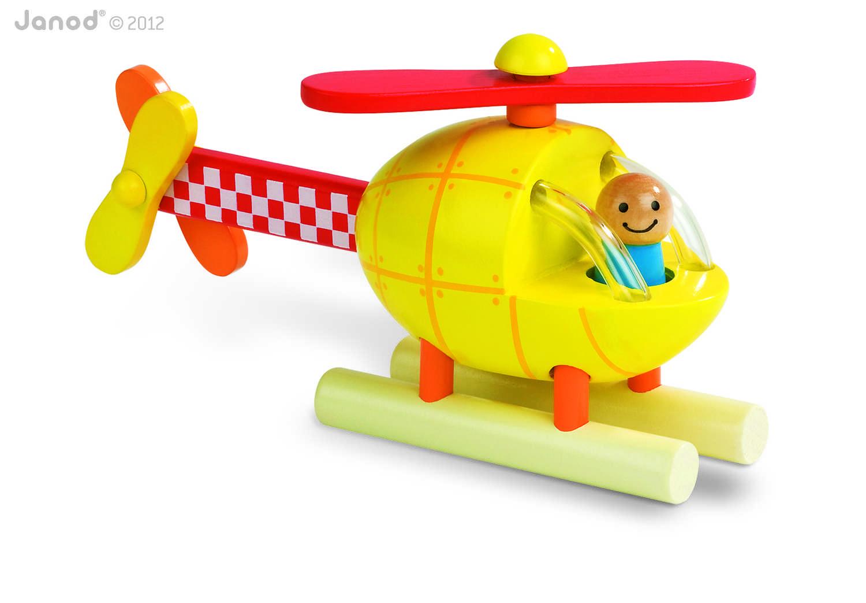 Helicóptero Magnético