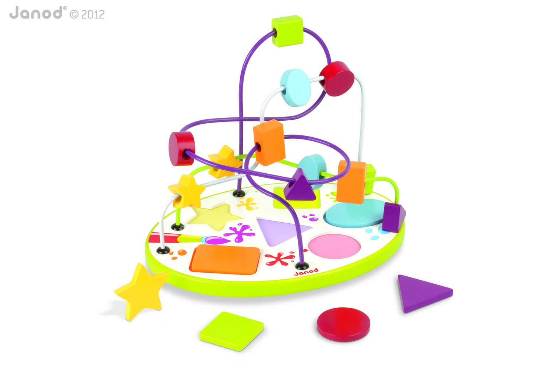 Looping Colores Y Formas