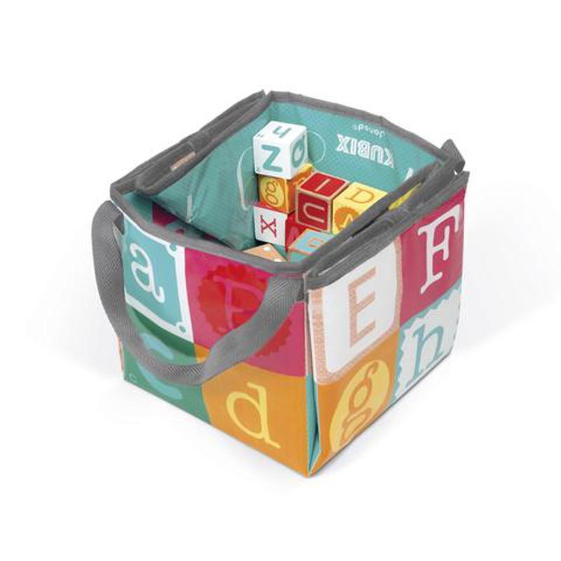 Kubix - 40 Cubos (Letras Y Numeros)