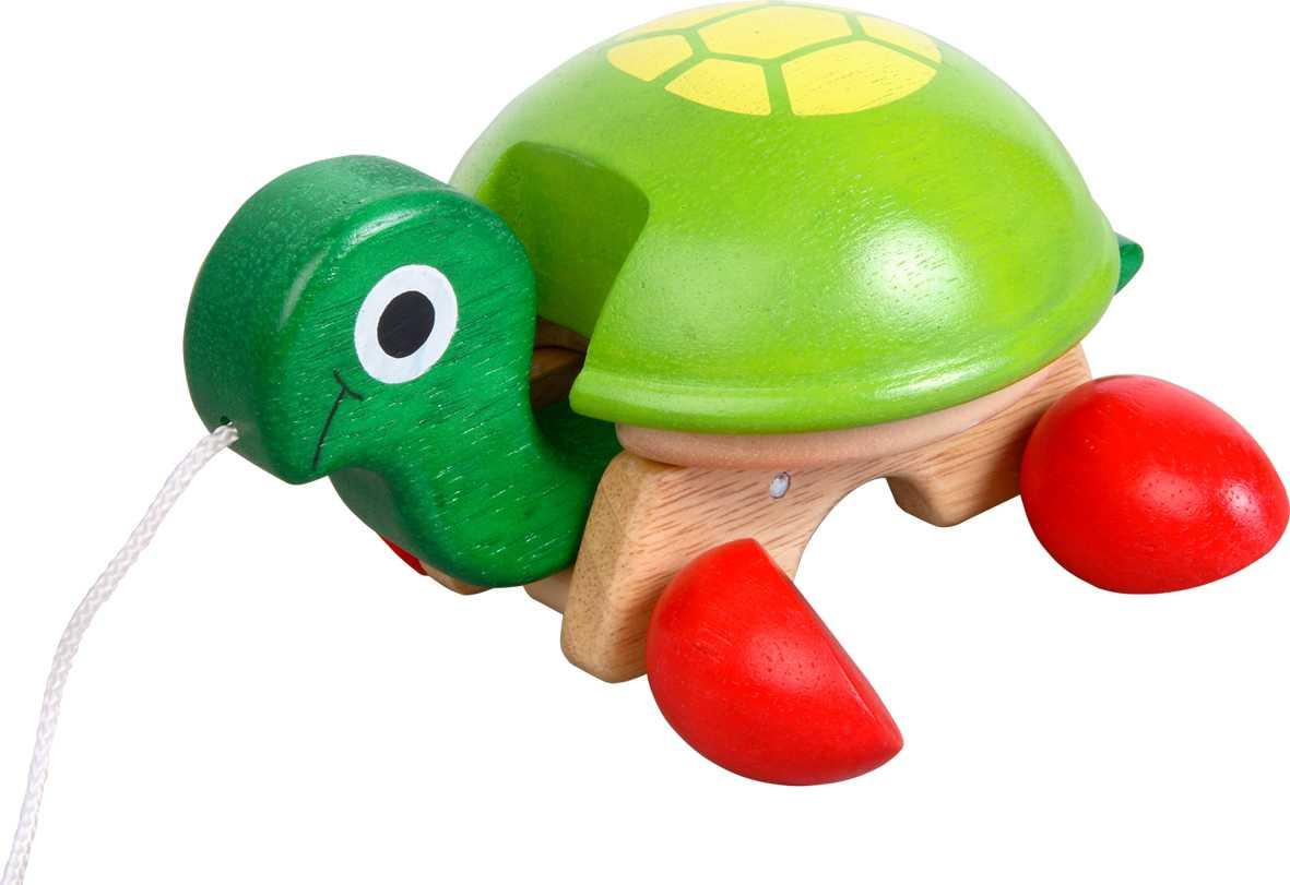 Mascota De Jalar Tortuga