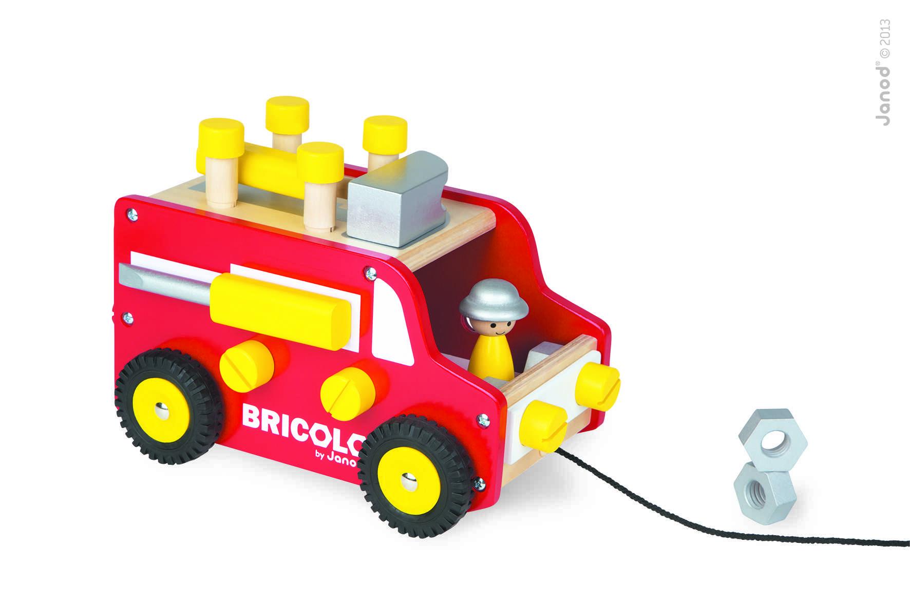 Camión Bricolo