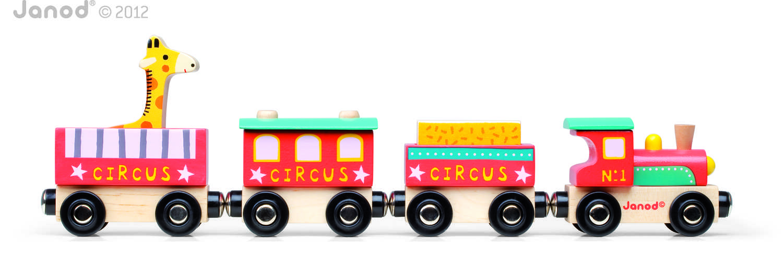 Tren Circo