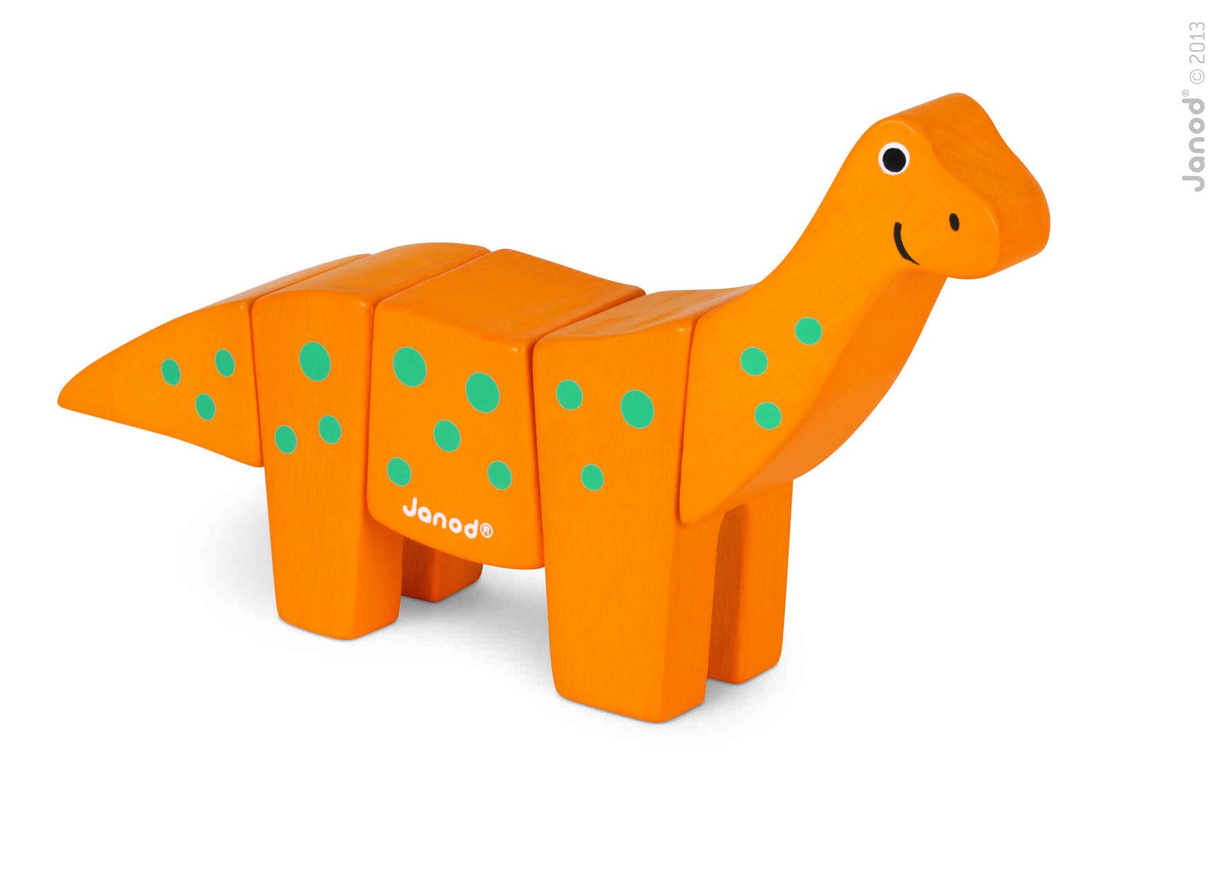 Animal Kit Braquisauro