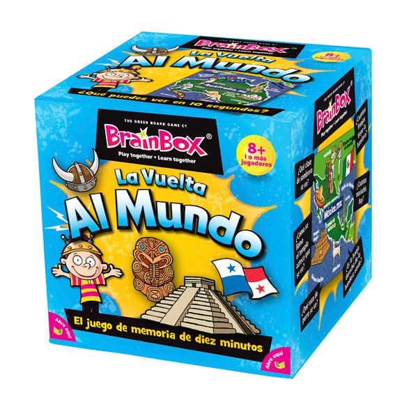 Brainbox La Vuelta Al Mundo