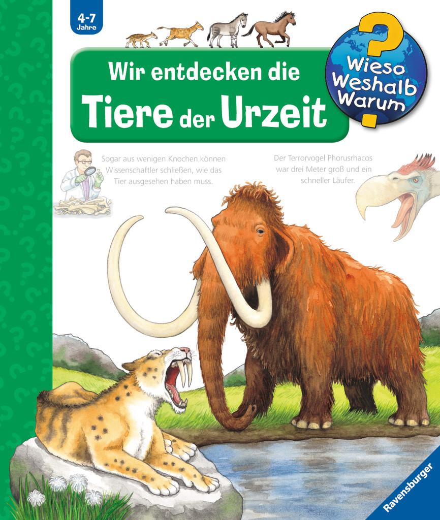 Descubriendo Los Animales Prehistóricos