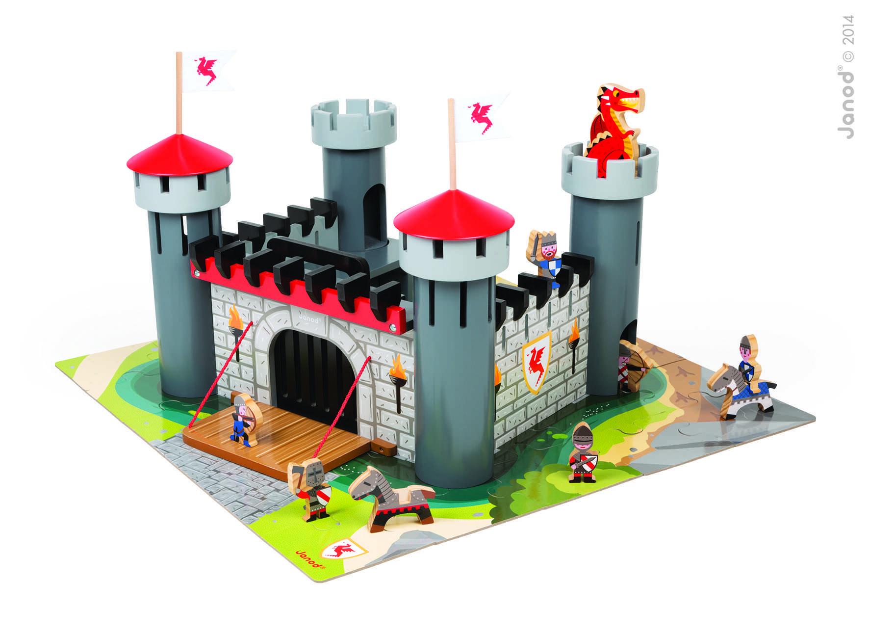 Castillo Fuerte Dragón