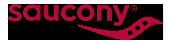 Saucony logo color
