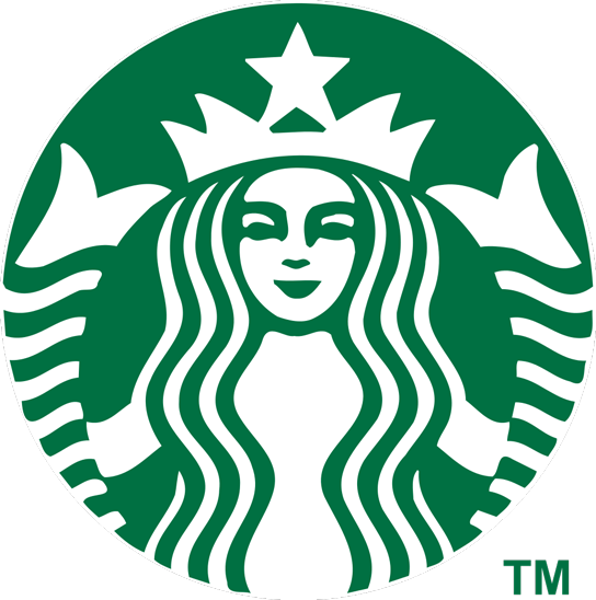 Starbucks store logo color