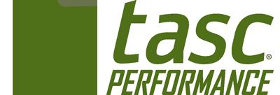 Tasc performance logo color