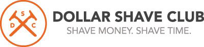 Dollar shave club logo color