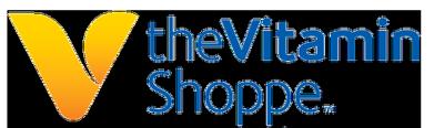 Vitamin shoppe logo color