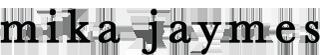 Mika james logo color