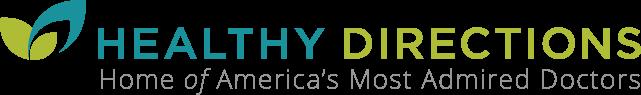 Healthy directions logo color