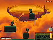 Play Dirk Valentine and The Fortress of Steam game