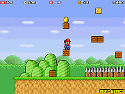 Play Super Mario - Save Peach game