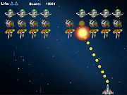 Play Alien Intruders game