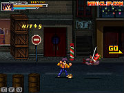 Play Hong Kong Ninja game