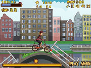 Play Biking in Amsterdam game