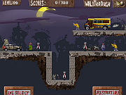 Play Zombie Smasher game