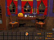 Play Haunted Halloween Escape game