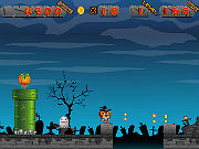 Play Super Julio 2 - Halloween Adventure game