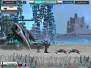 Play Space Swat vs Zombies game