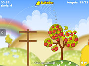 Play Slingshot Garden game