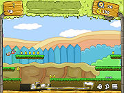 Play 300 Miles to Pigsland game