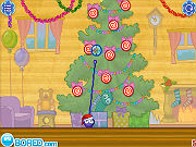 Play Catch The Candy Xmas game