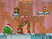 Play The Dusty Monsters - Merry Christmas game