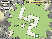Play Clockwork Maze game
