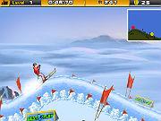 Play Nitro Ski game