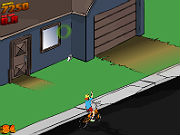Play Newspaper Boy game