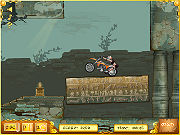 Play Moto Tomb Racer game