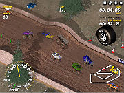 Play Offroaders game