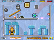 Play Crash the Robot: Explosive Edition game