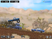 Play Monster Truck Trip 2 game