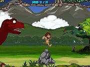 Play Dino Panic game