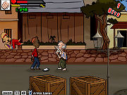 Play Kung-Fu Grandpa game