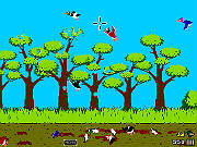 Play Duck Hunt Reloaded game
