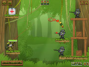 Play Stinger Zed: Mission Undead game