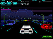 Play Neon Race 2 game