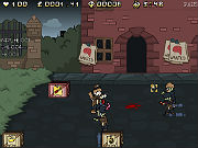 Play Ruperts Zombie Diary game