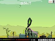 Play Alien Invader game