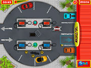 Play Gas Station Parking game