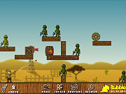 Play Shoot the Aliens game