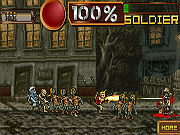 Play Metal Slug Zombie Revenge game