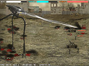 Play Tripod Attack game