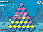 Play SpongeBob SquarePants: Pyramid Peril game